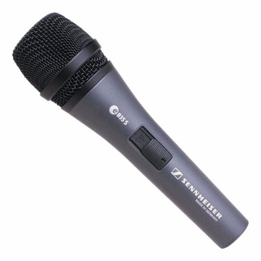 SENNHEISER e835s Микрофон динамический