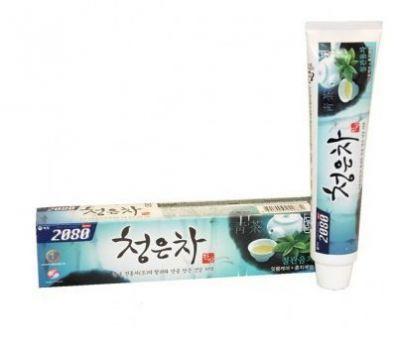 Корейская зубная паста Восточный чай Тигуанинь Kerasys 120гр