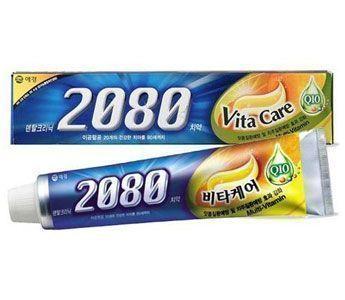 Корейская зубная паста Витаминный уход 2080 Dental Clinic KeraSys