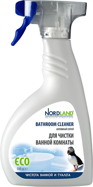 Nordland Активный спрей для чистки ванной комнаты 500 мл
