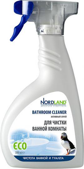 NORDLAND Активный спрей для чистки ванной комнаты, 500 мл