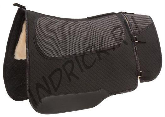 Физиопад Barefoot Trailpad с доп.частью для сумок (для седел с длинным крылом)