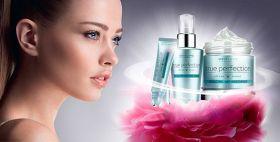 Набор косметики для лица Oriflame (Орифлейм) True Perfection 25+ (4 предмета)