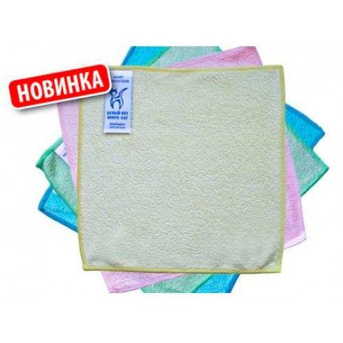 Белый Кот Комплект салфеток 20 х 20 см 4 шт.