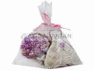 Сладкие подарки на свадьбу Комплименты «Букет невесты»