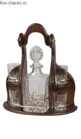 Набор посуды Империя Богачо №1 (1+6) (54002 С)