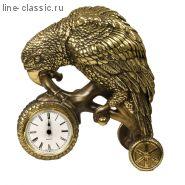 """Часы Империя Богачо """"Попугай на велосипеде"""" (42001 Б)"""
