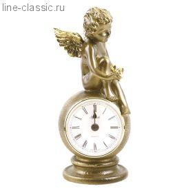 """Часы Империя Богачо """"Ангел с птичкой"""" (41002 Б)"""
