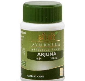 Арджуна - аюрведа для сердца – Arjuna от Шри Шри Аюрведа