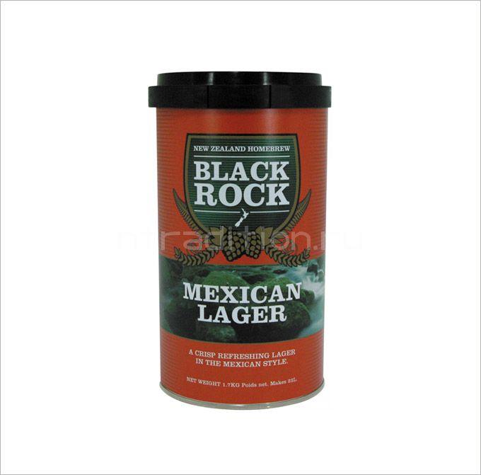 Пивная смесь Black Rock Mexican Lager, 1.7 кг