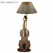 """Наст.лампа. Империя Богачо (СБ-47) """"Скрипка - Классика"""" (31001 Д) А.""""Валери"""""""