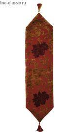 Салфетка Империя Богачо (галстук) 200*800 (74045 Вин)