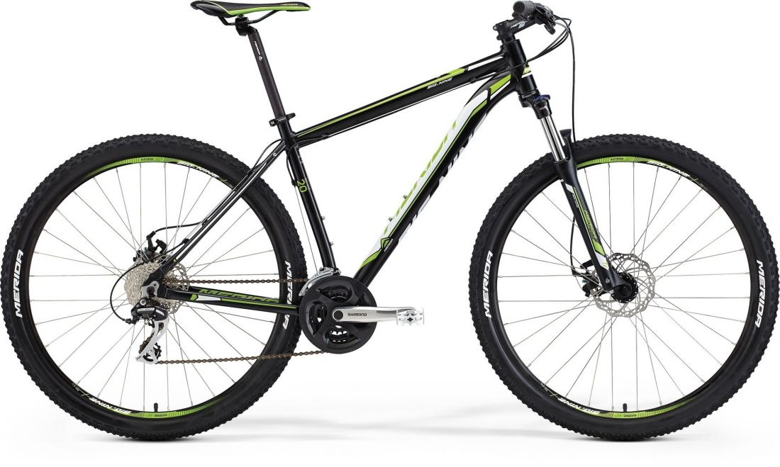 "Велосипед Merida BIG.NINE 20-MD (2015) 29"""