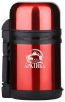 Термос Арктика универсальный 1,2 или 0,8 литра красный