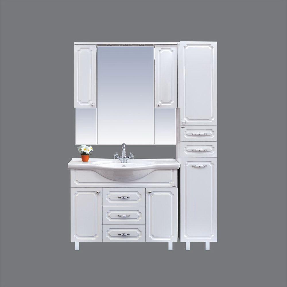 Зеркало-шкаф Misty Александра 105