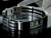 Браслет металлический D&G