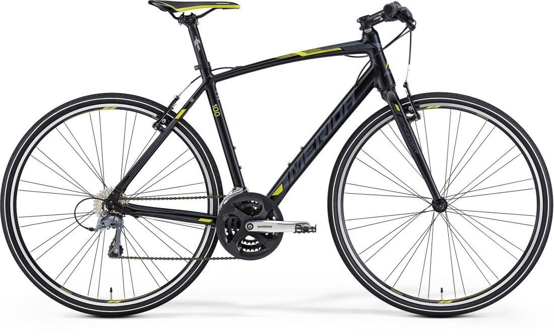 Велосипед шоссейный Merida SPEEDER 100 (2015)