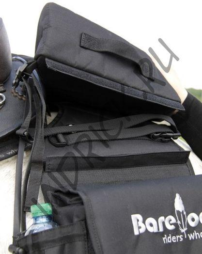 Сумки задние Barefoot Trail 2-in-1 со съемной центральной сумкой