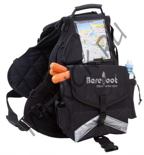 Сумка вьючная Barefoot Walk-My-Horse с вальтрапом