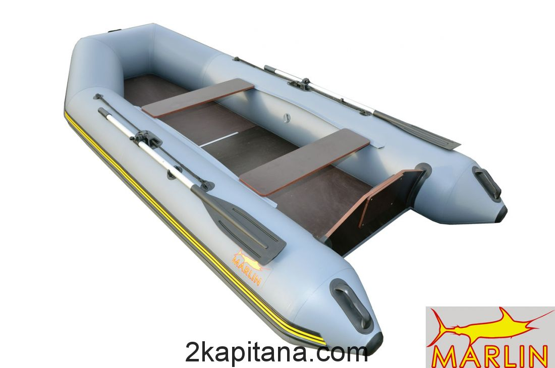 Лодка Marlin 320 SL+  new ПВХ Надувная