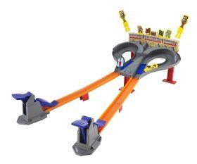 Hot Wheels Набор Супер-скоростная гонка от Mattel