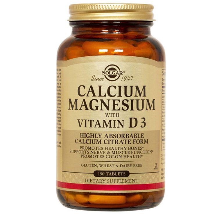 Кальций Магний с витамином Д3