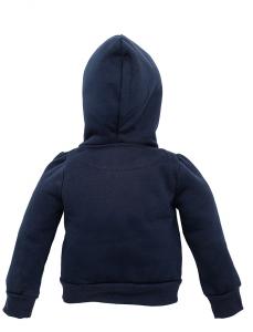 Яркого цвета куртка-толстовка