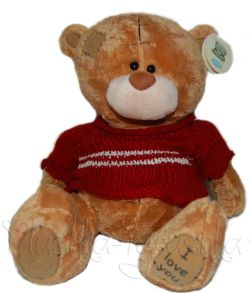 Большой Тедди (коричневый)