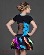 Молодёжный костюм для латиноамериканских танцев