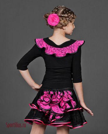 Купить костюм для латины ю1 в интернет магазине Спортилиус