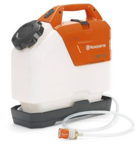 Бак для воды с электрическим насосом HUSQVARNA WT15 Бачок с электронасосом 9667083-01