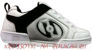 Роликовые кроссовки Heelys Clash 7595