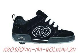 Роликовые кроссовки Heelys Clash 7630