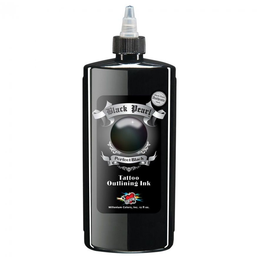 Mom's Black Pearl Tattoo Ink 12oz