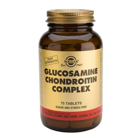 Глюкозамин Хондроитин Плюс, 75 табл.