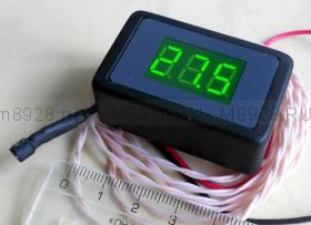 Термометр  Т- 0,36DS-A  +125гр. (в корпусе)