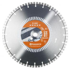 """Диск алмазный,  """"бетон-асфальт"""" S1465 14"""" 350 мм -25,4/20 40X3,2X10"""