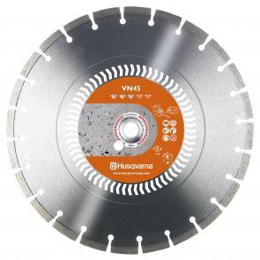 """Диск алмазный, 16"""" """"бетон"""" VN45FH 400-25.4 40.0x3.2x5.0"""