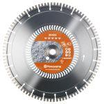 """Диск алмазный, 14"""" """"гранит-бетон"""" S1435 350-25.4/20 40x3.2x10"""