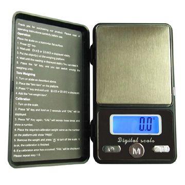 Весы портативные эл. TDS ML-B04 100гр точность 0,01гр