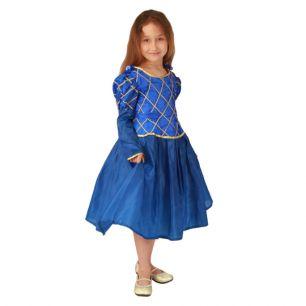 Принцесса в синем