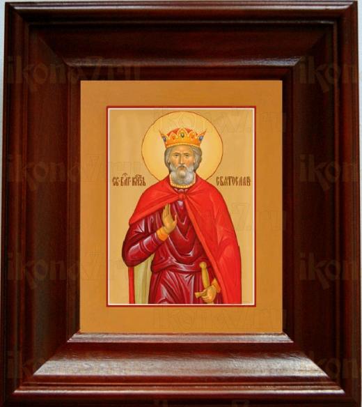 Святослав (21х24), простой киот