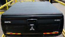 Крышка кузова, Rugged Liner, трехсекционная виниловая