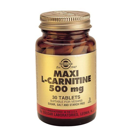 L-Карнитин 500 мг