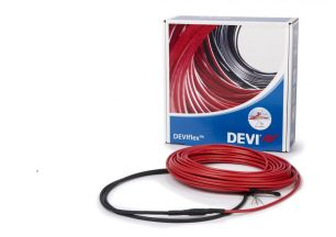 DEVI Нагревательный кабель Deviflex 18T 22м