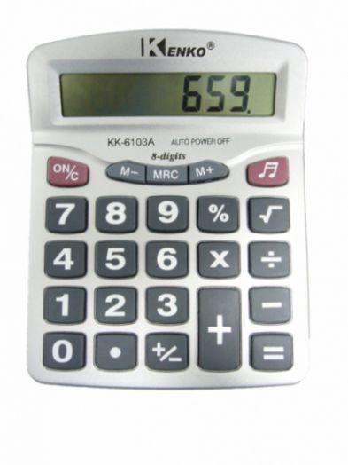 Калькулятор Kenko 6103A (8 разр.) настольный