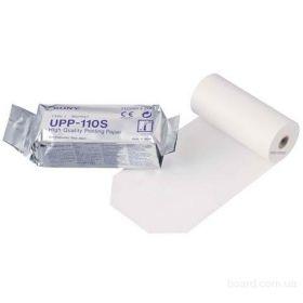 Бумага для принтера УЗИ / Япония / Sony UPP-110 S / 110 мм*20 м