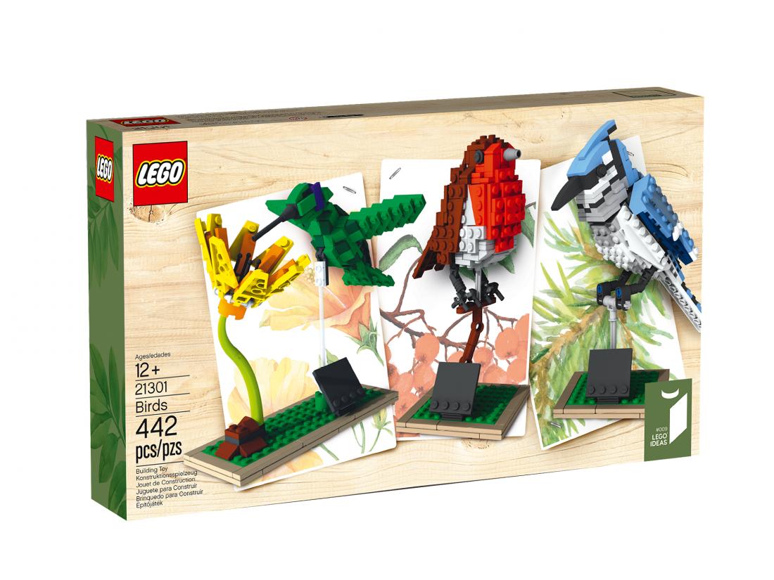 Lego Ideas: Птицы Конструктор ЛЕГО 21301