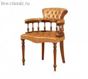 CORA-M Кресло (кож) LBr