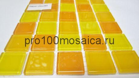 FA041.043.045  Мозаика серия CRYSTAL,  размер, мм: 300*300 (КерамоГраД)